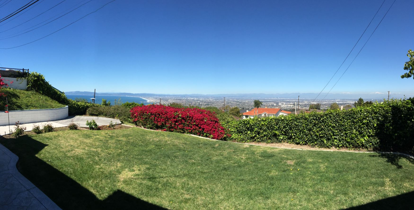 Palos Verdes Coastline View Homes