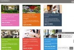 real estate newsletter palos verdes homes