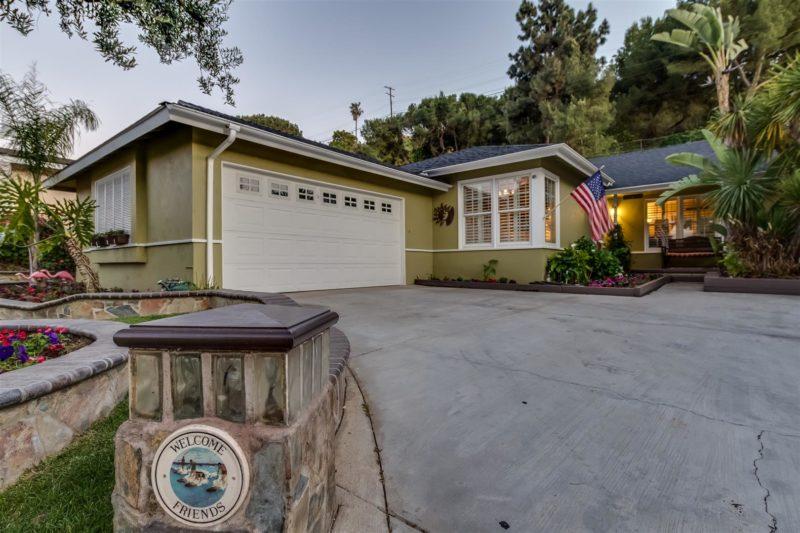 Rancho Palos Verdes Homes Back Yard Magic