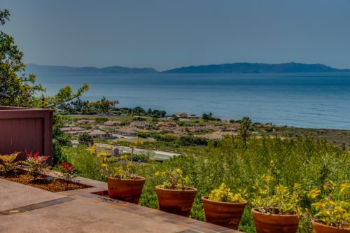 What is an ocean view worth for Palos Verdes homes?