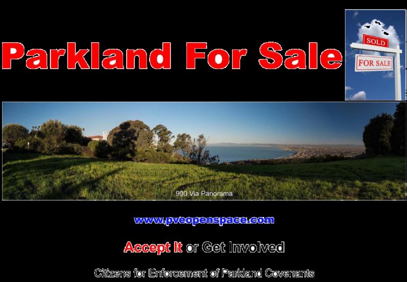 parkland for sale