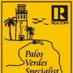What are the different temperature zones in Palos Verdes
